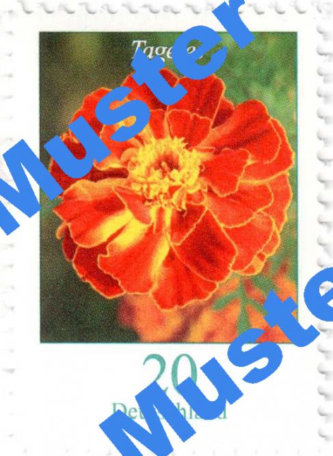 Briefmarken - 0,20 €