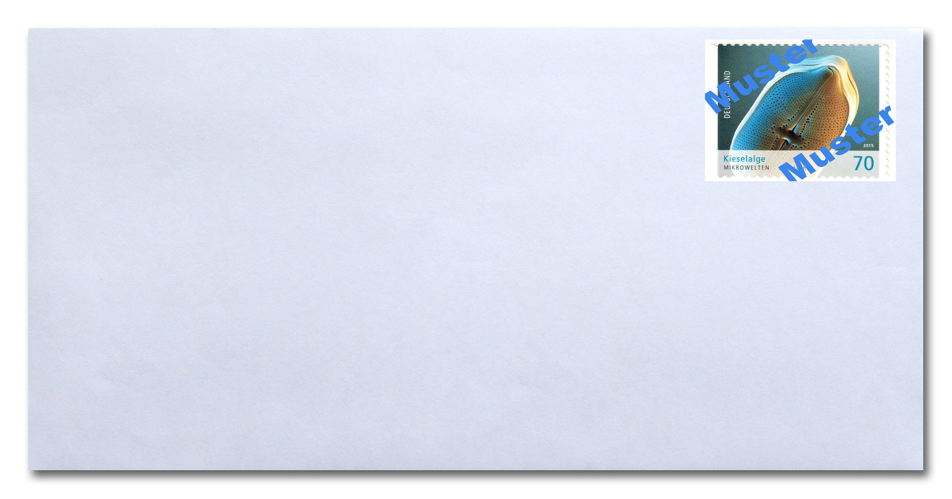 Lettershop Müller Briefumschlag Din Lang Ohne Fenster Inkl Porto